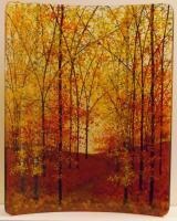 <h2>Autumn - interior</h2><p>Tall C shaped curve 38cm x 32cm</p>