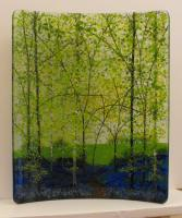 <h2>Bluebell - field</h2><p>Tall C shaped curve 38cm x 32cm</p>